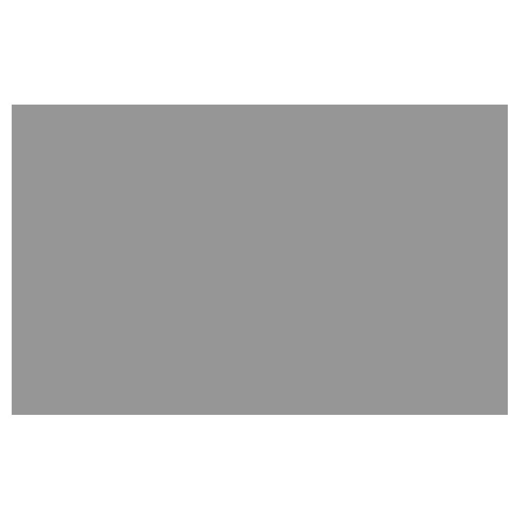 Gaštanovo hnedé jednopásové vlasy, vlnité, 60cm, 115g, farba 6